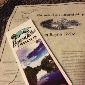 Paddle Trail Map